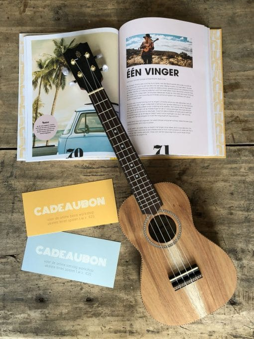 black friday ukelele aanbieding